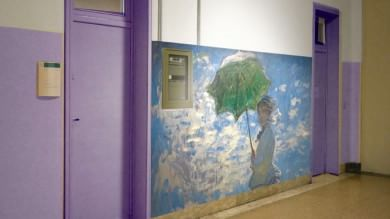 I dipinti di Monet colorano il Sant'Orsola