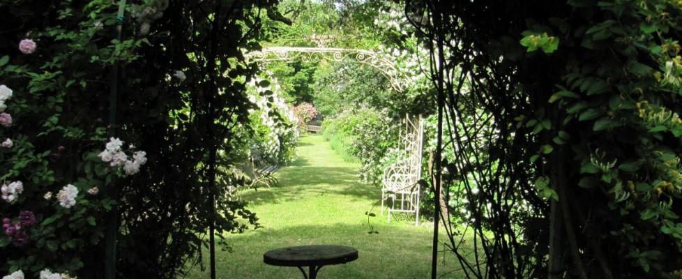 Diverdeinverde bologna un giardino segreto - Il giardino segreto roma ...