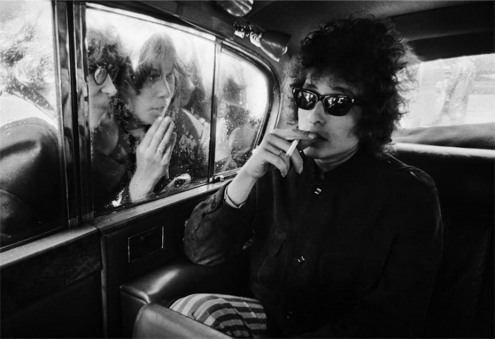 """""""Like a rolling stone"""": a Bologna una mostra su Bob Dylan"""