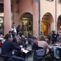Bologna, via Belvedere prima strada