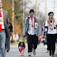 "Chi ha paura dei ""walking dead""? Arriva la Zombie Run"