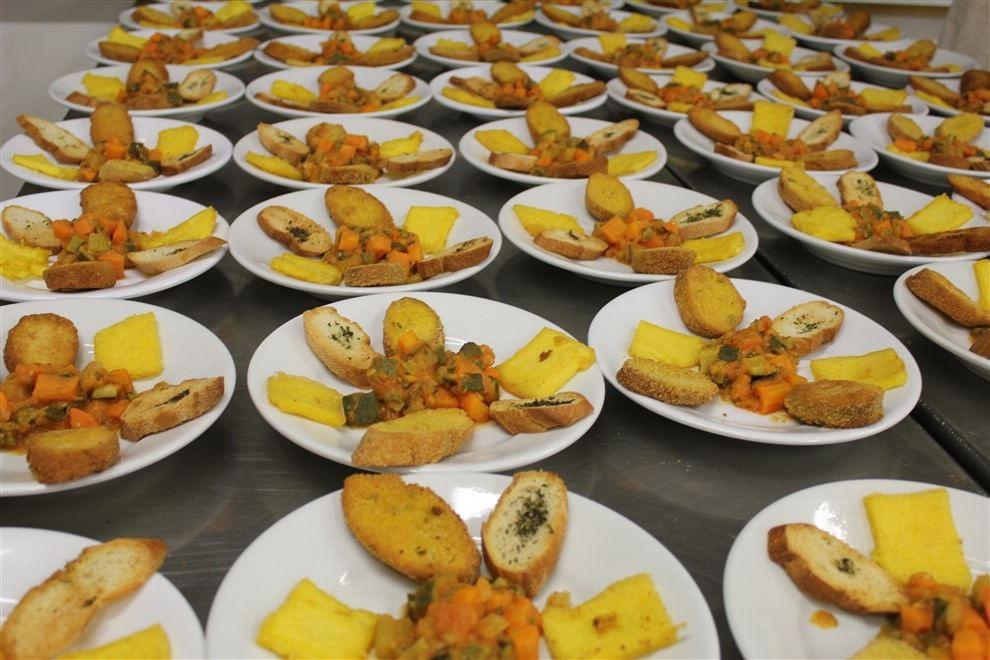 La cucina al tempo di guerra ad anzola in tavola i piatti for E cucina 24 bologna