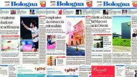 I titoli del giorno nell'edizione in edicola  e in digitale su            Repubblica +