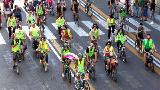 Ateneo, gli psicologi studiano bici con sensori salvavita