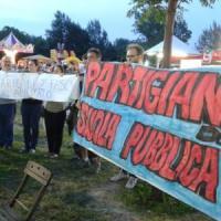 Riforma della scuola, Puglisi contestata alla festa dell'Unità