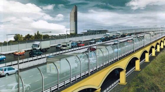 """""""L'alternativa al Passante Nord: una sopraelevata di soli 15 km"""""""