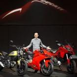 "Ducati, record di vendite:  32mila ""rosse"" in sei mesi"