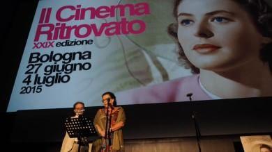 Festival del Cinema Ritrovato /  video  studenti da tutto il mondo   di GIULIA ECHITES