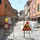 Non solo Cantierone /  foto   estate di super lavoro sulle strade della città