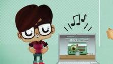 Mentor ti spia online e propone solo la tua musica preferita