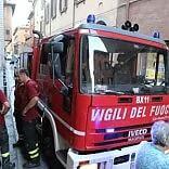 Via Goito, intossicato nell'incendio nel suo negozio il titolare Marangoni  non ce l'ha fatta