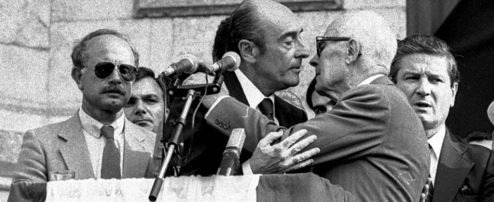 """Zangheri ai funerali del Due Agosto: """"Delitto infame, ma non arretreremo"""""""