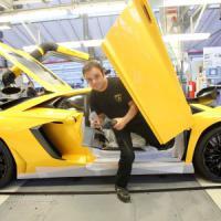 Lamborghini, via a 29 assunzioni per il nuovo suv
