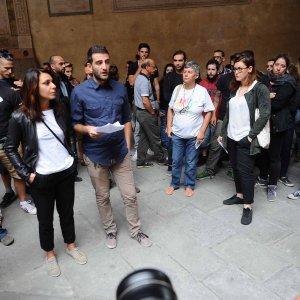 Centri sociali in piazza contro Salvini