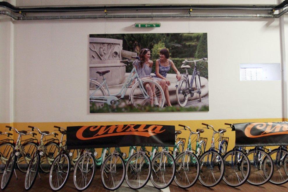 A voi Dynamo, la casa delle bici