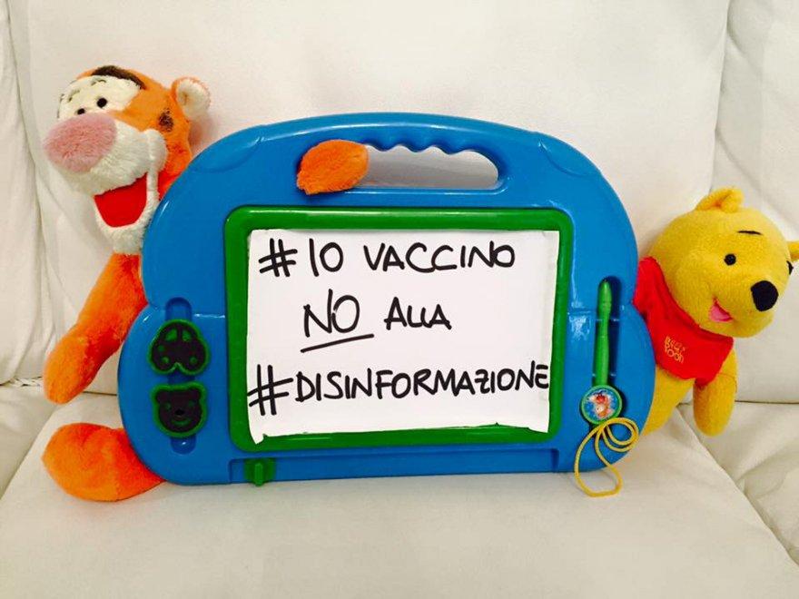 """""""#Io vaccino"""": la campagna virale delle mamme"""