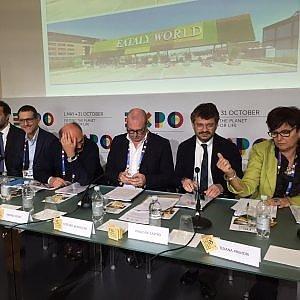 """Fico, Farinetti: """"Aprirà a fine 2016 o nei primi mesi del 2017"""