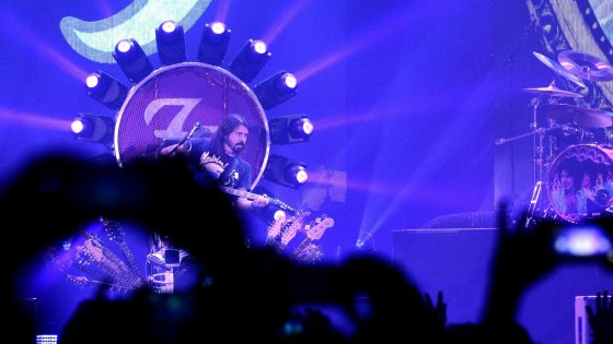 """Il ritorno dei Foo Fighters, Grohl: """"A Bologna il concerto perfetto"""""""