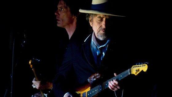 """""""Tre guardie armate"""": la richiesta di Bob Dylan per il concerto a Bologna"""