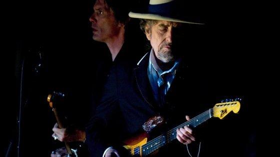 Gli appuntamenti di mercoledì 18: sua maestà Bob Dylan