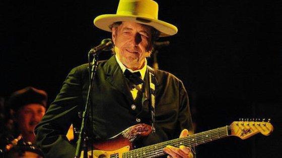 """Dylan, a Bologna concerto blindato: """"La gente è folle, sono tempi strani"""""""
