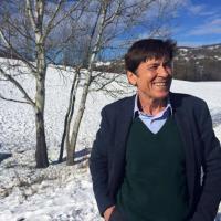 Prima neve sull'Appennino anche per Morandi