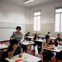 Scuola Bologna, protesta alle Adrovandi Rubbiani per la mancanza di aule