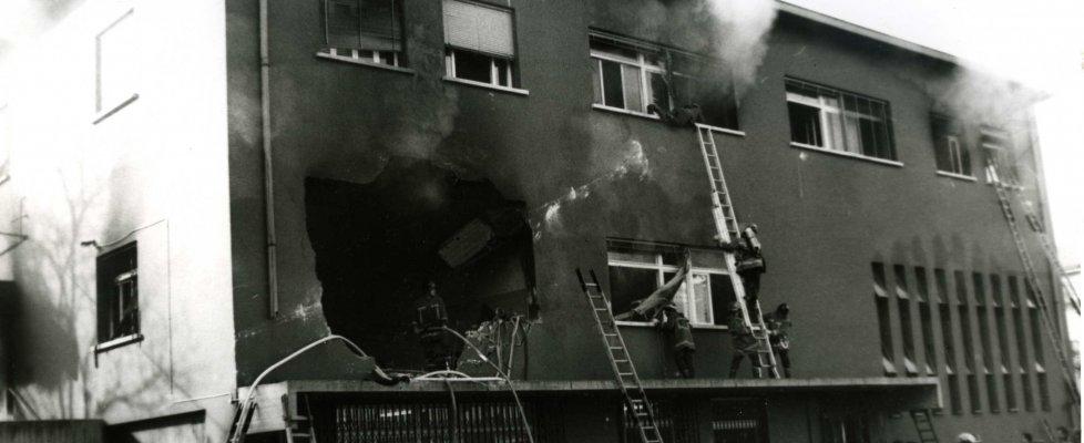Casalecchio, 6 dicembre 1990. C'era una volta la II A del Salvemini