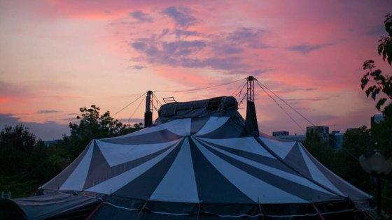 Acrobati, musicisti e attori: il circo torna in Montagnola