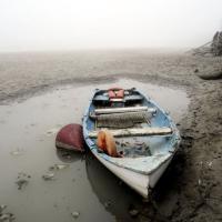 Emilia, il grande fiume ai livelli minimi: il Po scopre la siccità d'inverno