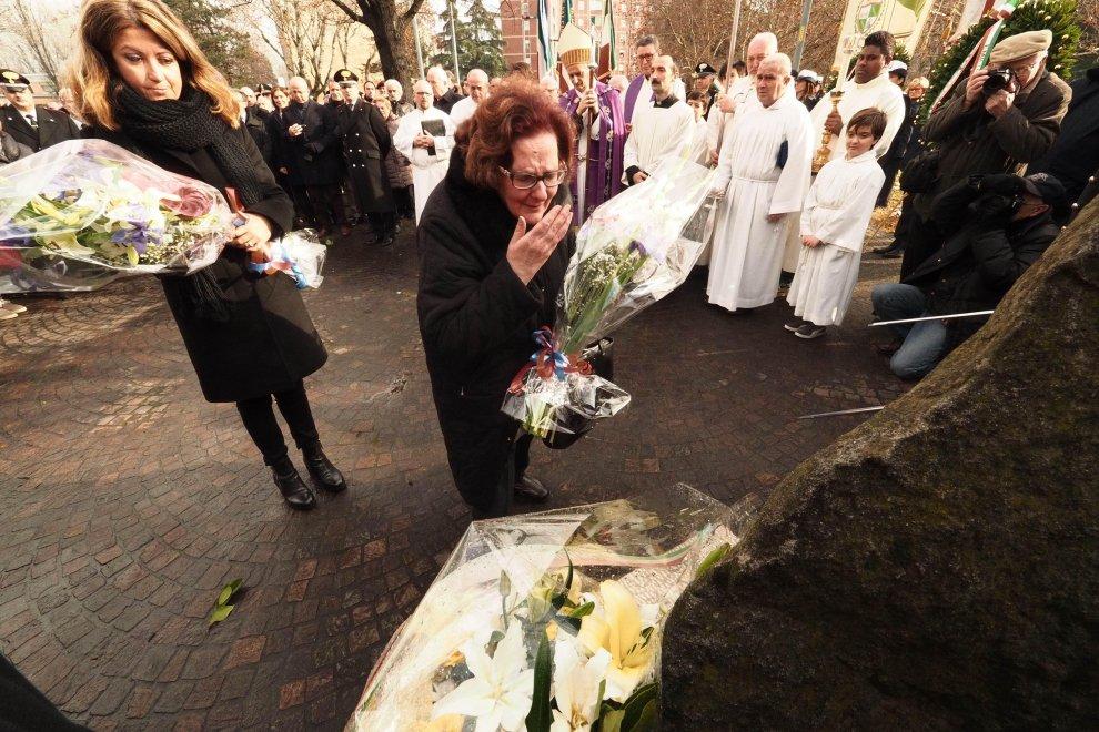 """Uno bianca, il ricordo a 25 anni dalla strage al Pilastro. """"Non posso perdonare chi ha ucciso mio figlio"""""""