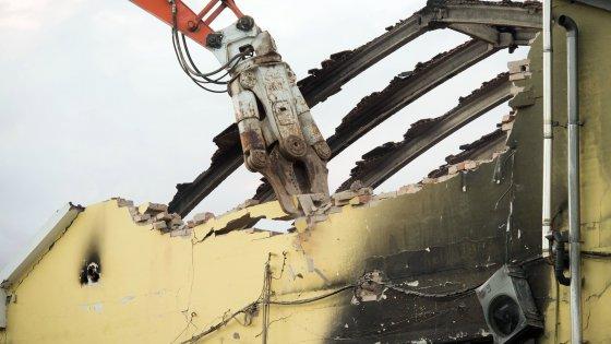 Tre indagati per l'esplosione del poligono nel ferrarese