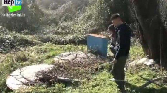 Giallo nel Riminese, speleologo trovato morto con sacchetto in testa