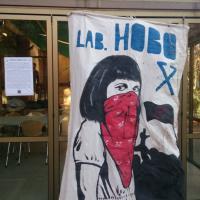Ateneo Bologna, il collettivo Hobo si