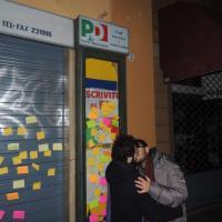 Bologna, flash mob degli universitari: