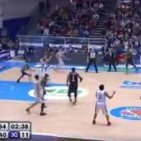 Basket, pazzesco errore Virtus: scende in campo con un uomo in meno