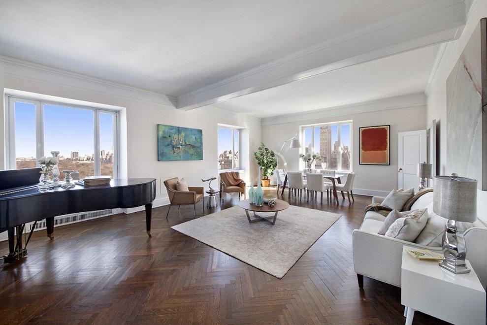 New york torna in vendita l 39 appartamento di pavarotti for Appartamenti lusso new york