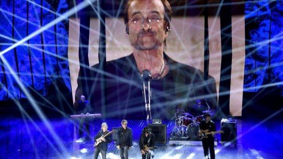 Sanremo, alla serata cover vince la Bologna di Lucio