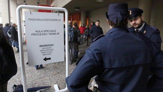 Processo Aemilia, ecco il primo pentito della 'ndrangheta in Emilia-Romagna