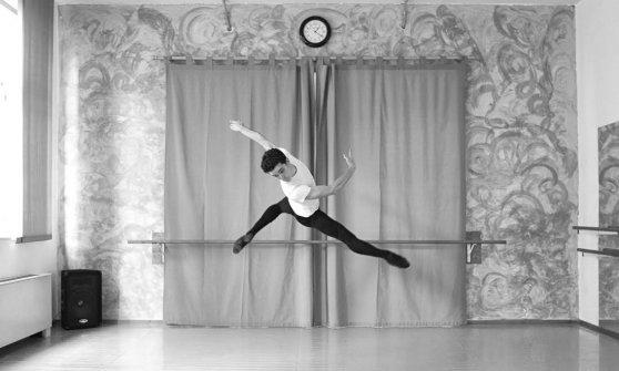 Dalla malattia all'Accademia di Vienna: Matteo non ha mai smesso di danzare