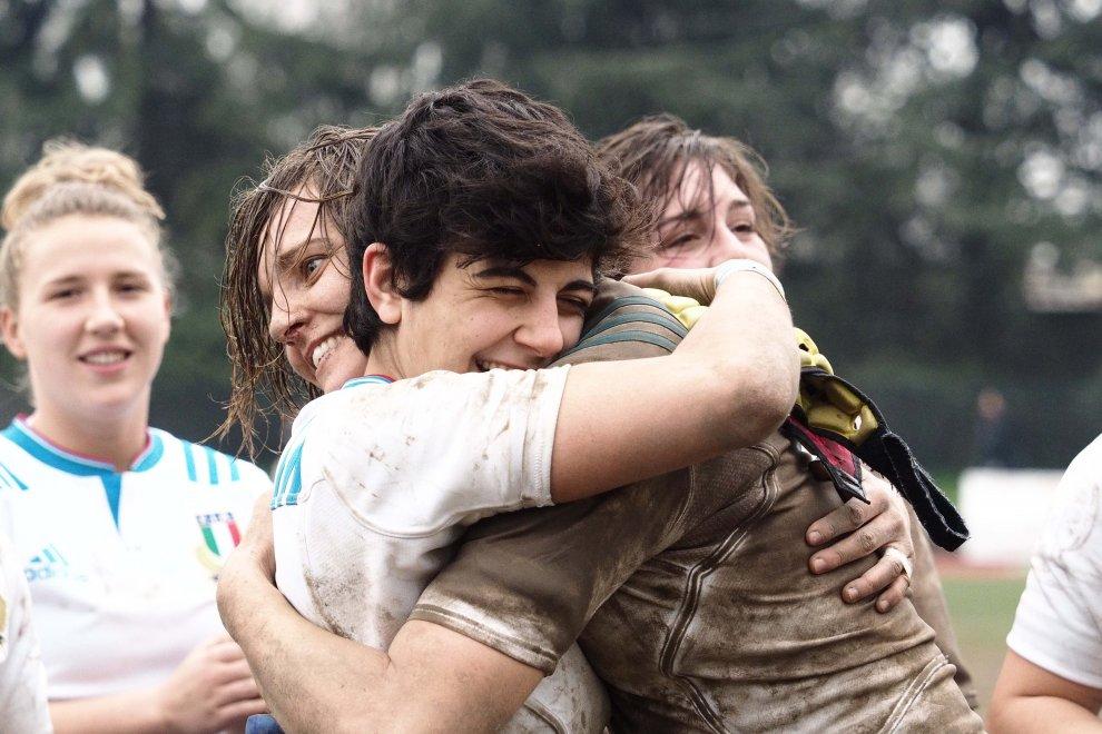 Rugby, c'è un'Italia che vince: le azzurre battono la Scozia 22-7