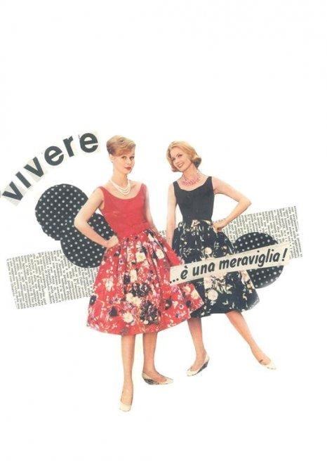 """A Bologna """"Voglio vivere bene ora"""", le donne delle riviste anni '50 per la lotta contro i tumori al seno"""
