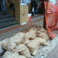 Università di Bologna, filo spinato contro Panebianco