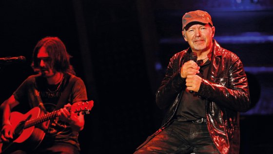 Vasco Rossi al cinema, record di sale: 280 lanciano il nuovo film