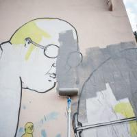 Caso Blu, gli artisti ribelli: