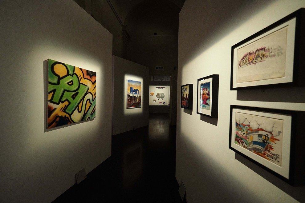 Bologna, apre la mostra sulla street art che ha scatenato l'ira di Blu