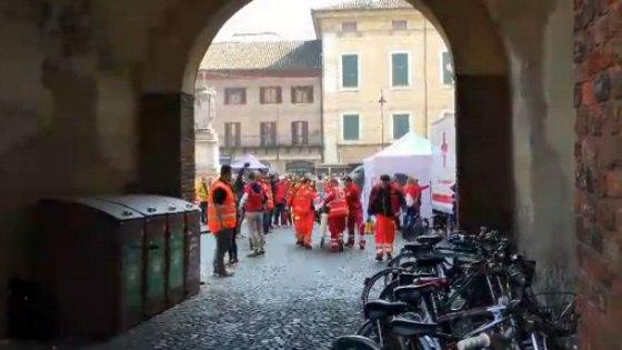 Malore dopo una corsa amatoriale: studentessa gravissima a Ferrara