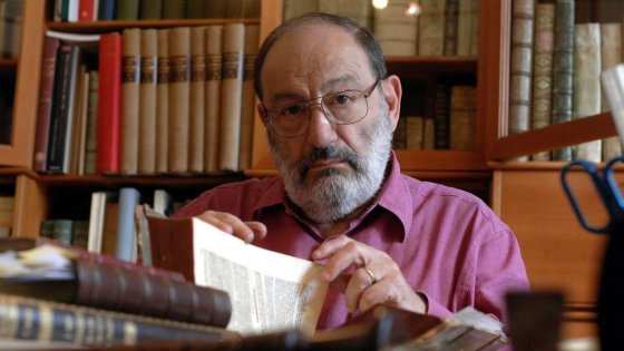 """Il testamento di Umberto Eco: """"Per 10 anni non parlate di me"""""""