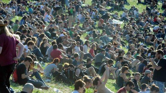 Bologna, il Parco Nord e l'addio ai grandi eventi rock