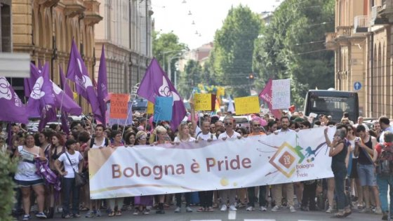 from Rudy gay pride bologna